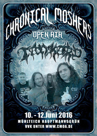 Tankard @ Chronical Moshers 2016