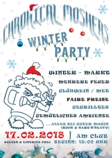 17.02.2018: Winter Party