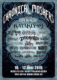 Chronical Moshers Open Air 2016