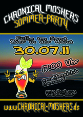 30.07.2011: Sommer-Party