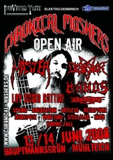 13.06.2008: 6. Chronical Moshers Open Air