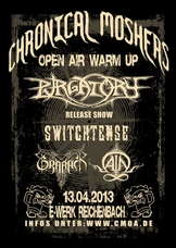 13.04.2013: Chronical Moshers Warm Up