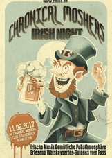 11.02.2017: Irish Night