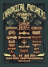 06.06.2014: 12. Chronical Moshers Open Air
